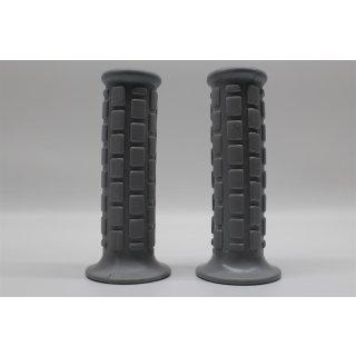 Gummigriff Satz Grau 22/24 mm  x 115 mm