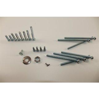 Schraubensatz 29 teilig Zündapp Motor für Bergsteiger M25/M50