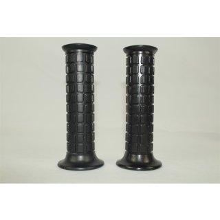 Gummigriff Satz Schwarz 22 / 24 mm x 125 mm