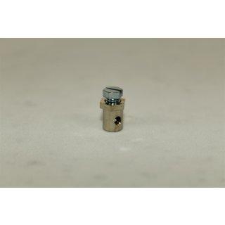Schraubnippel Klemmnippel 7 mm x 10 mm
