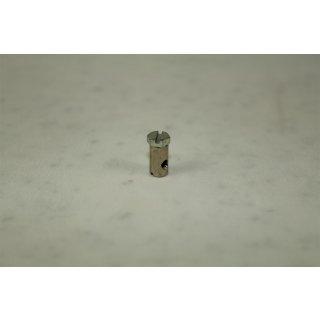 Schraubnippel Klemmnippel 5 mm x 13 mm