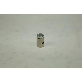 Schraubnippel Klemmnippel 7 mm x 9,5 mm