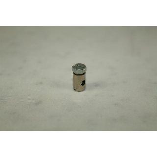 Schraubnippel Klemmnippel 6 mm x 9 mm
