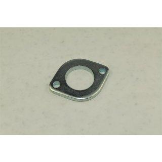 Flansch für Auspuffbefestigung 28 mm