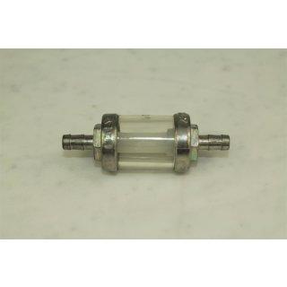 O.M.G. Benzinfilter 6 mm Aluminium