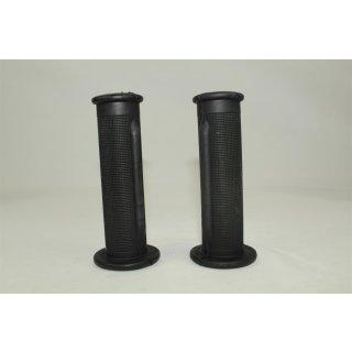Gummigriff Satz Schwarz 22/24 mm  x 128 mm
