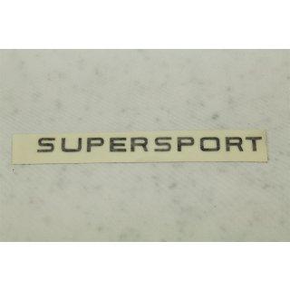 Zündapp Aufkleber SUPER SPORT