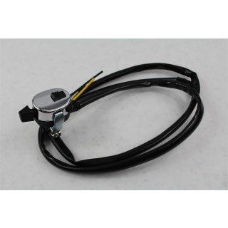Schalter Druckknopf Blinker-Hupe-Aus