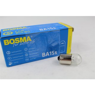 BOSMA 12V 5W BA15s Sockel