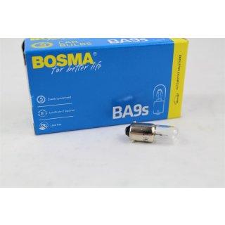 BOSMA 6V 4W BA9s Sockel