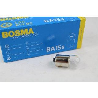 BOSMA 6V 10W BA15s Sockel
